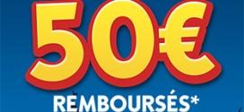 Offre de remboursement Jeux Goliath : Jusqu'à 50€ d'économies