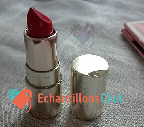 Miniature gratuite du Joli Rouge de Clarins