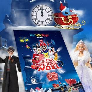 PicWicToys lancement Noël : 25€ offerts en bon d'achat dès 50€