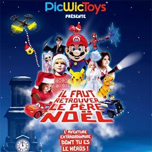Catalogue PicWicToys Noël 2020 : Consultation en ligne