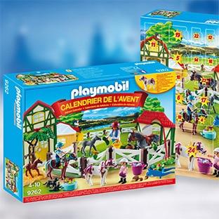 Calendriers de l'Avent Playmobil, Lego, VTech, … moins chers