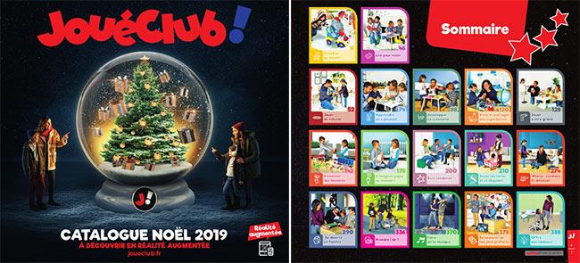 Recevez le catalogue de Noël 2019 de Joué Club