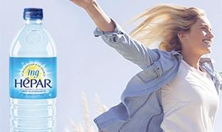 Test Hépar : 2'000 packs de bouteilles d'eau gratuits