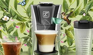 Test gratuit de la machine à thé SPECIAL.T + capsules