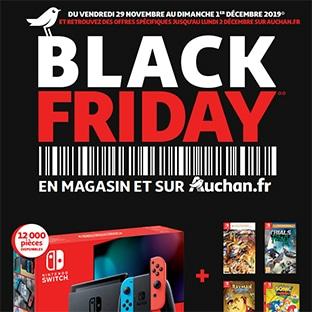 Auchan Black Friday 2019 : Le catalogue et ses réductions