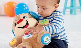 Black Friday Auchan : 40% de remise sur les jouets Fisher-Price