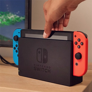 Black Friday Carrefour Switch : Console + 4 jeux = 366,50€