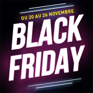 Black Friday Conforama : Jusqu'à -87% + 50€ offerts dès 250€