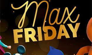 Black Friday Maxi Toys : Jusqu'à -50% + code promo -15%