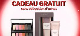 Cadeau Nocibé : Palette de fards ou kit mains GRATUIT