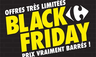 Black Friday Carrefour 2019 : Catalogue et ses superbes promos
