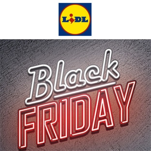 catalogue black friday de lidl du 21 au 27 novembre 2018. Black Bedroom Furniture Sets. Home Design Ideas
