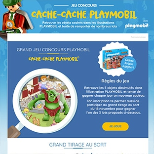 À Jouets Jeu De Boîtes Playmobil32 3 Et Gros Gagner Lots SzUMpV