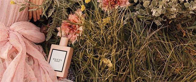 Recevez gratuitement un échantillon de l'Eau de Parfum Gucci Bloom