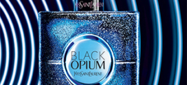 Échantillons gratuits de l'eau de parfum Intense Black Opium d'YSL