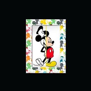 Jeu 90 ans Mickey Géant Casino : Cadres photo à gagner