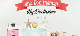 Jeu Doctissimo : 10 Box Maman de 49,90€ à gagner