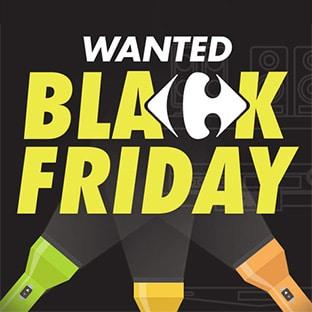 Jeu Black Friday Carrefour