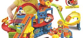 Jeu Conso Baby : 10 jouets VTech Tut Tut Bolides à gagner