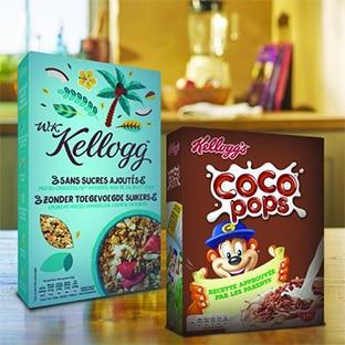 Jeu Magicmaman : boîtes de Kellogg's à gagner