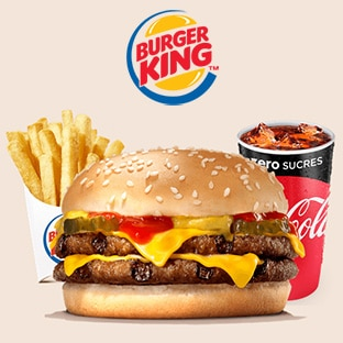 King Deal de Burger King