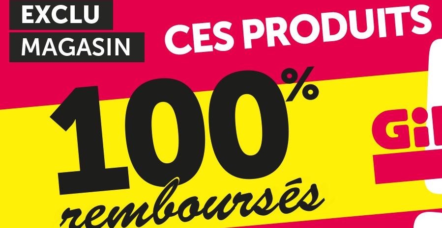 Gifi 14 Produits 100 Remboursés Jouets Mobiliers