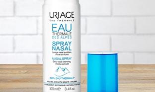 Test du Spray Nasal Uriage : 100 produits gratuits