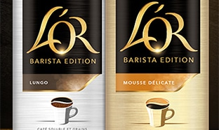 Test Sampleo : 600 packs L'OR Soluble Barista Edition gratuits
