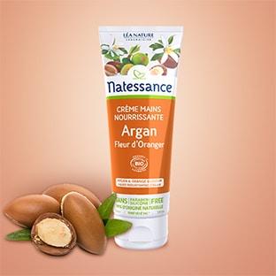 Test Léa Nature : 100 crèmes mains Argan Natessance gratuites
