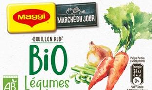 Test Maggi : 2000 boîtes gratuites de Bouillon KUB BIO Légumes