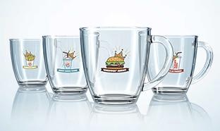 Burger King : 4 mugs offerts collectionnés = 1 menu offert