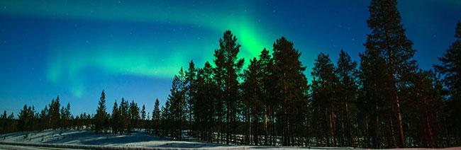 Cadeau séjour Laponie à gagner