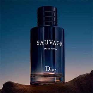 Échantillons gratuits de l'eau de parfum Dior Sauvage