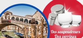 Jeu Galbani Tiramisù d'exception : 1 séjour en Italie et 40 lots