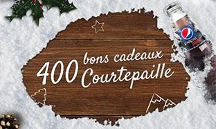 Jeu Noël Courtepaille : 3 séjours et 401 cadeaux à gagner