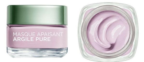 Testez le masque Apaisant Argile Pure de L'Oréal Paris
