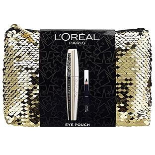 Promo Amazon : pochette L'Oréal pas chère avec Mascara + Crayon