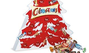 Calendrier de l'Avent Celebrations en promo : 3,99€ seulement