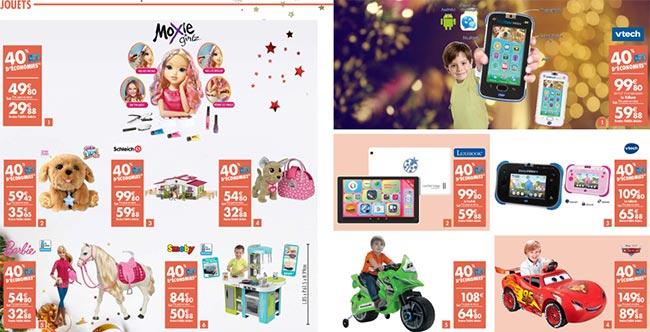 Carrefour : 40% remboursés pour l'achat de certains jouets