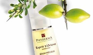Code promo Phyderma = Sérum précieux Esprit d'Orient gratuit