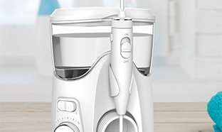 Test : jets dentaires Waterpik Ultra Plus gratuits