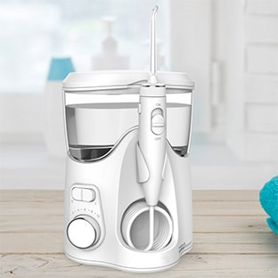 Test : jets dentaires Waterpik Ultra Plus gratuits