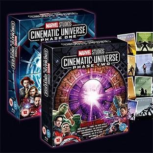 Coffrets DVD Marvel à petit prix dès 29,50€ (50% de remise)