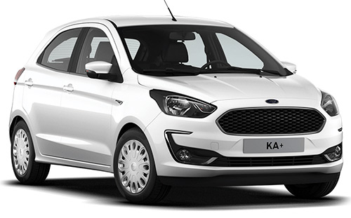 Une voiture Ford KA+ à remporter
