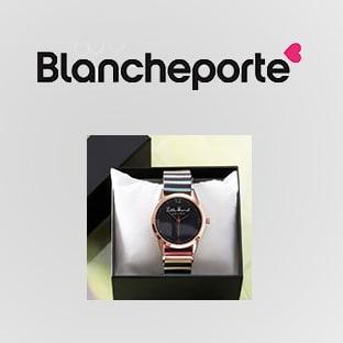 Code Blancheporte : -11€ dès 20€ + Montre Little Marcel offerte