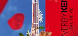 Échantillons gratuits du parfum Eau de Vie Flower By Kenzo