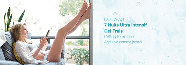 testez gratuitement le gel Amincissant 7 nuits de Somatoline Cosmetic