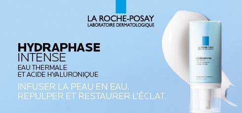 testez l'Hydraphase Intense de La Roche-Posay