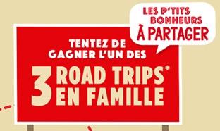 Jeu-Brossard.fr : 3 road trips en camping-car à gagner