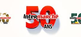 Grand jeu 50 ans Intermarché : Appli et bornes en magasin